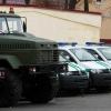 Пограничники получили 35 бронированных джипов